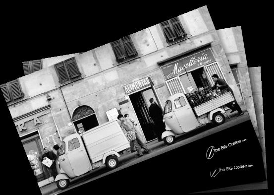Mobile Coffee Van Brochure