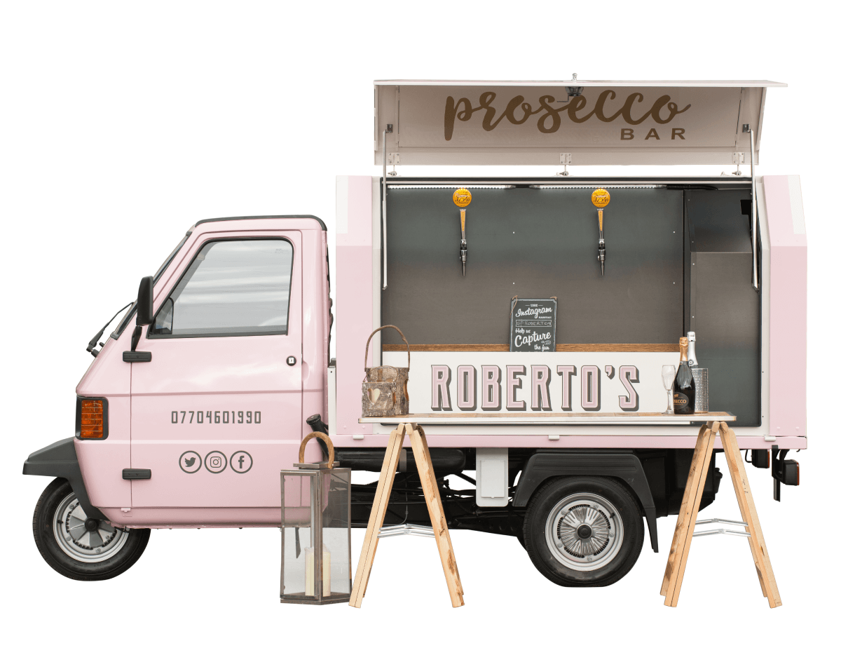 UKs No1 Mobile Coffee Van Cart Official Supplier