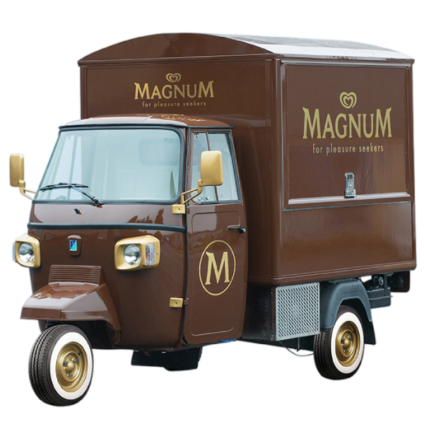 Ape Classic - Marketing Vehicles