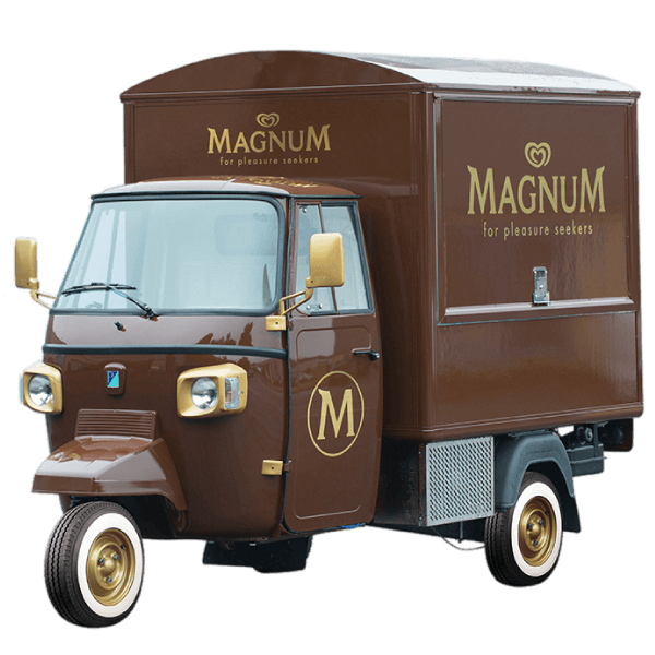 magnum unilever Sales of upmarket ice cream brand magnum have almost doubled to more than € 1billion in the four years since paul polman took the helm at.