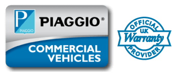 Piagio Logo - Mobile Coffee Carts