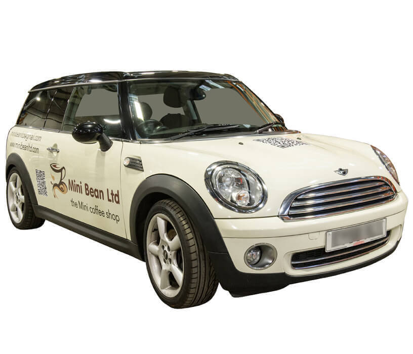 Coffee Car Conversion - Mini Clubman Conversion