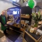 Ape Coffee Conversion - Starbucks Mobile Coffee