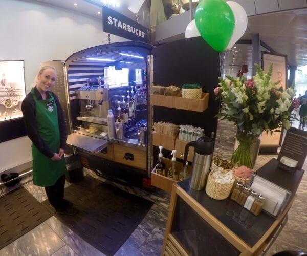 Starbucks Oslo