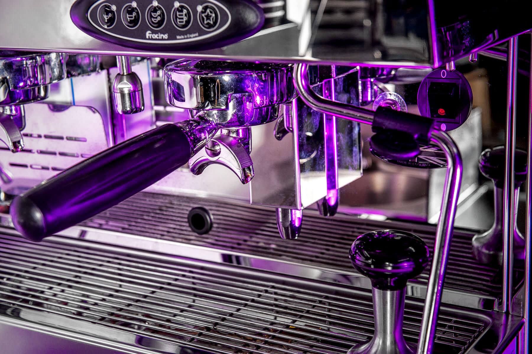 Fracino Coffee Machine - Mobile Coffee Van