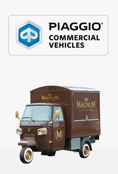 Piaggio Commercial Vehicles - Ape Classic