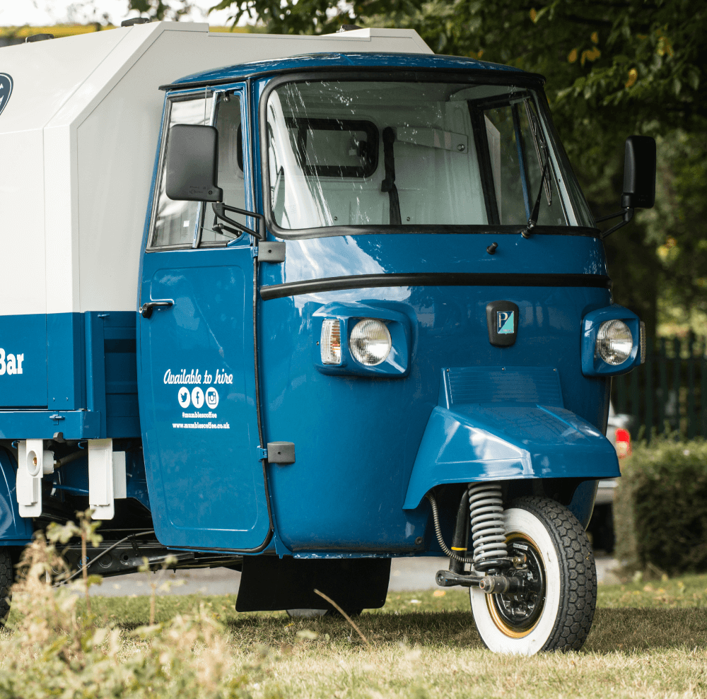 Mobile Coffee Bar - Piaggio
