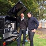 Piaggio Ape 50 - Coffee Conversion