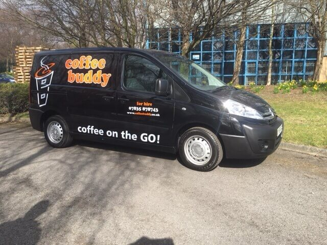 Coffee Van Conversion