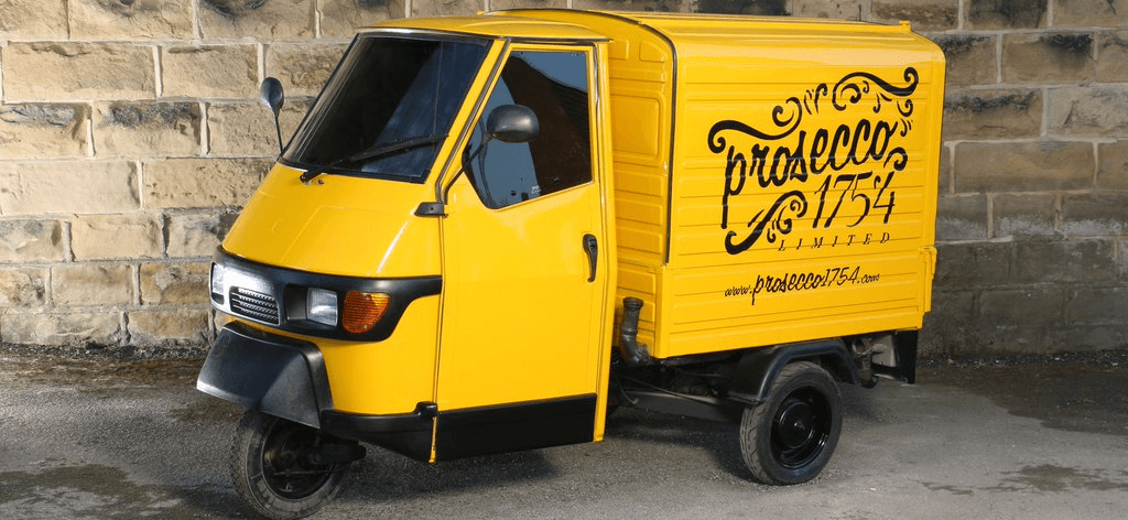 561547d760 7 reasons you need a Prosecco van for 2016 - The Big Coffee