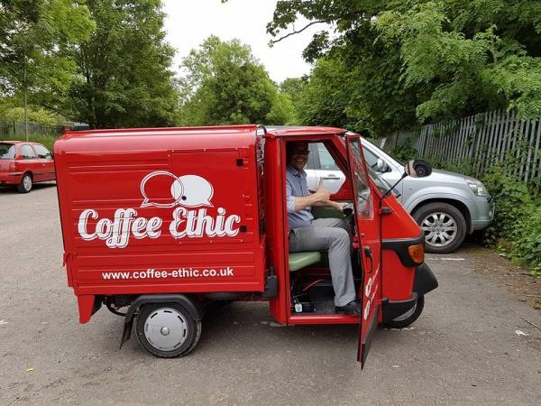 Ape 50 - Coffee Conversion