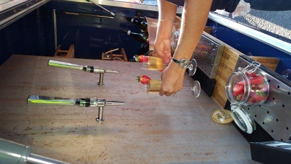 Gin Bar - Prosecco Bar - Ape Classic