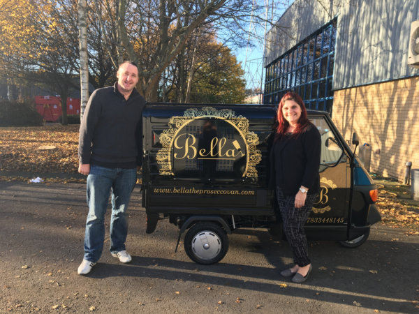 Bella The Prosecco Van