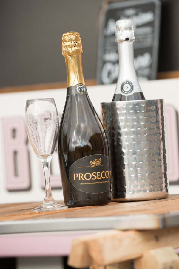 Prosecco Bottle - Mobile Bar