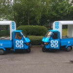 Ape 50 - Marketing Vehicles