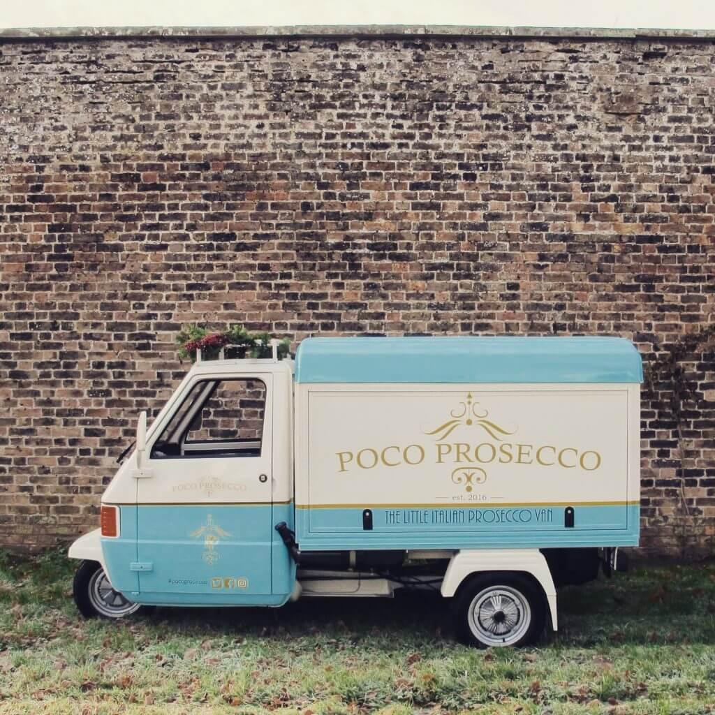 Mobile Prosecco Bar