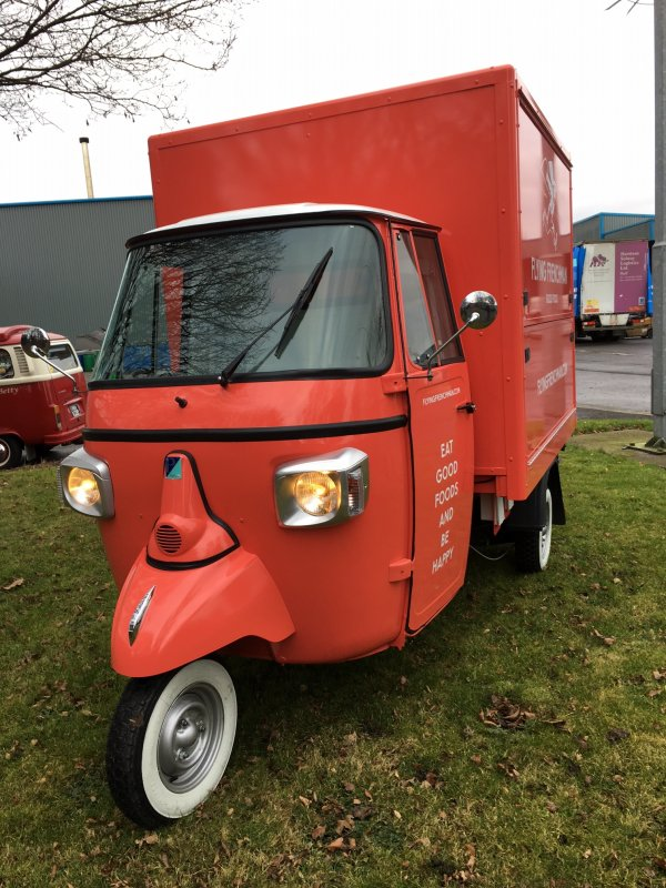 Street Food Cart - Ape Classic