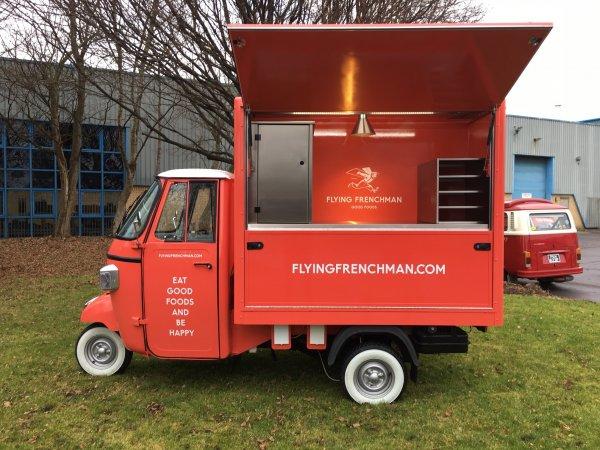 Street Food Van - Ape Classic