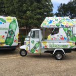 Piaggio Ape - Marketing Vehicles