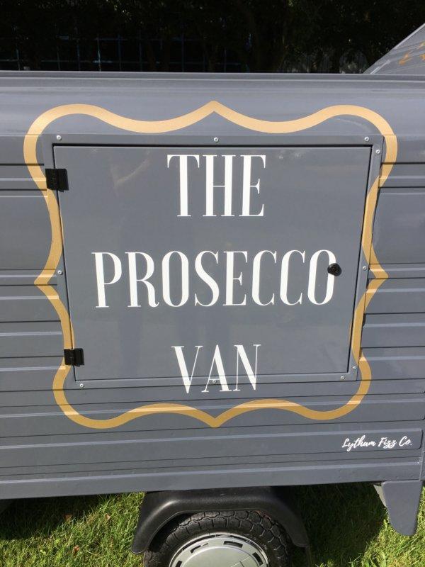 Prosecco Van - Ape 50