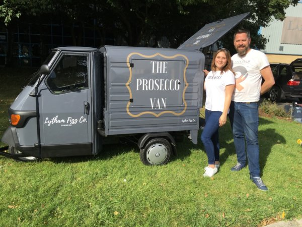 The Prosecco Van