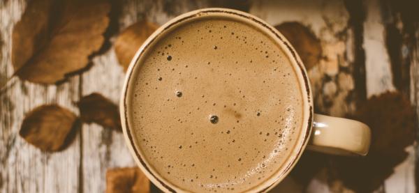 Autumn Coffee Business
