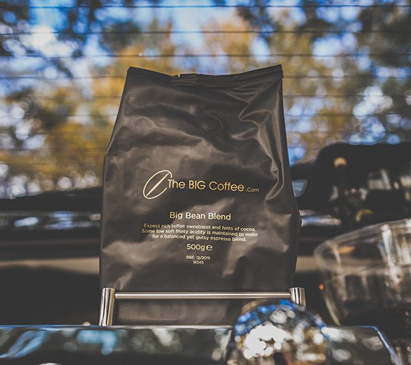 Coffee Beans for sale - The Big Bean Blend