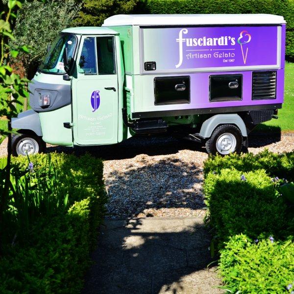 Ice Cream Van Conversions - Fusciardis Gelato