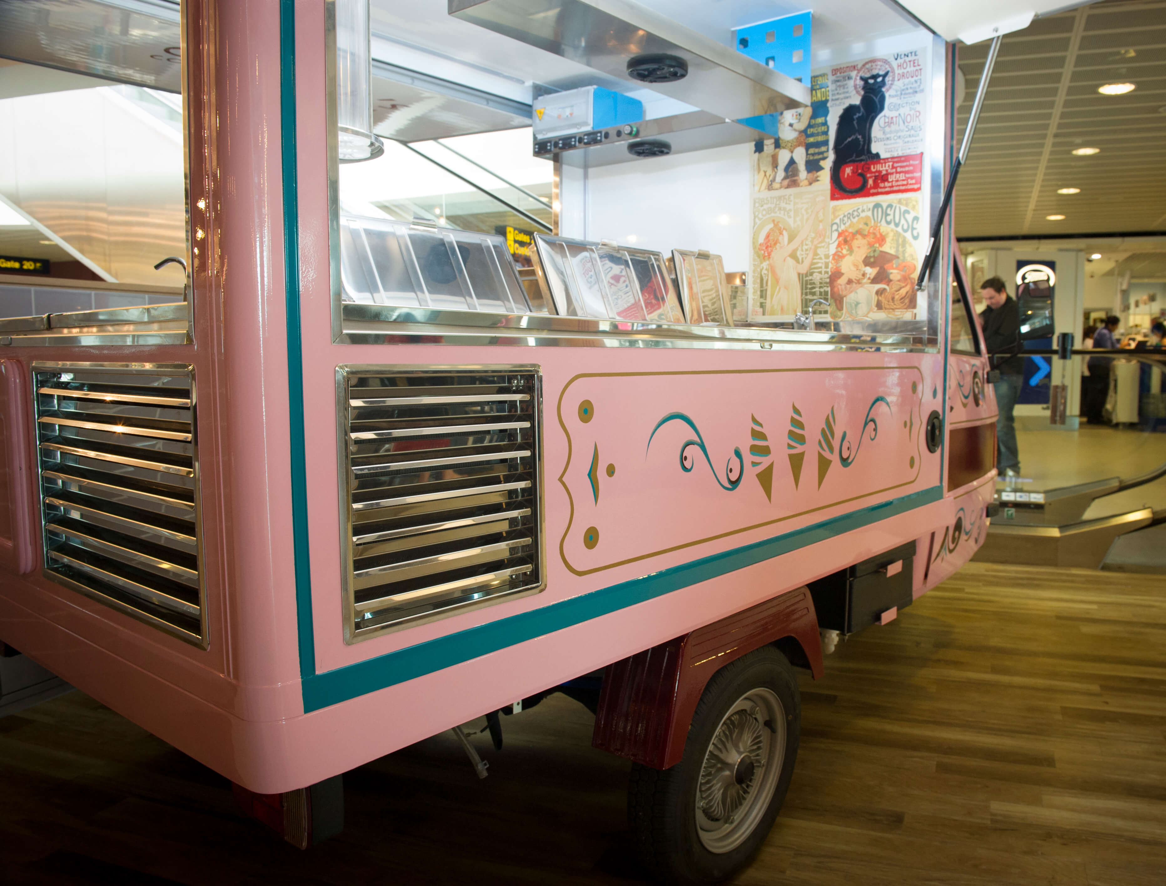 Ice Cream Van Conversions