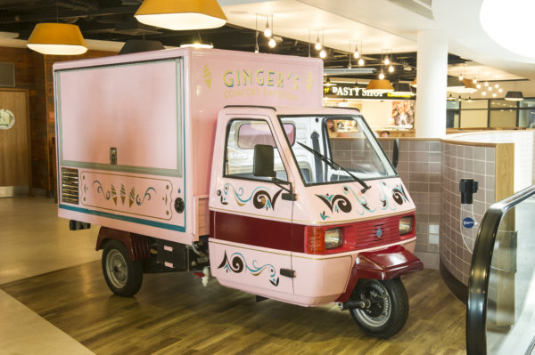Ice Cream Van Conversions - Gingers 1