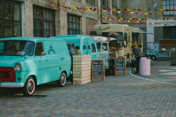 Mobile Catering - Street Food