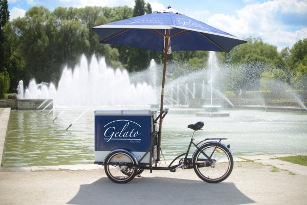 Ice Cream Bike - 1
