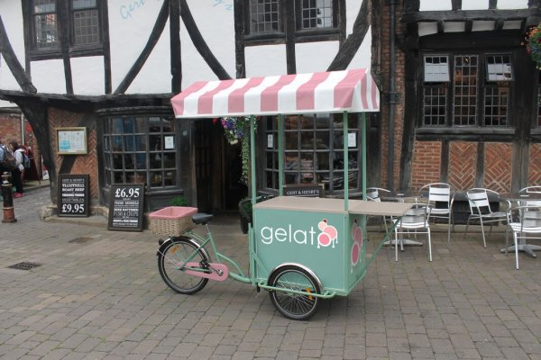 Ice Cream Bike - 3