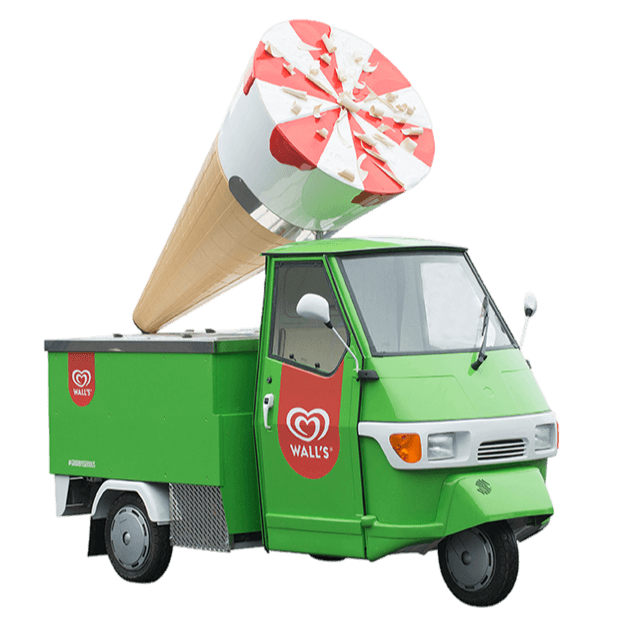 Ice Cream Van Conversions - Walls
