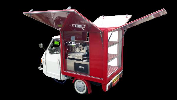Coffee Van - Piaggio Ape