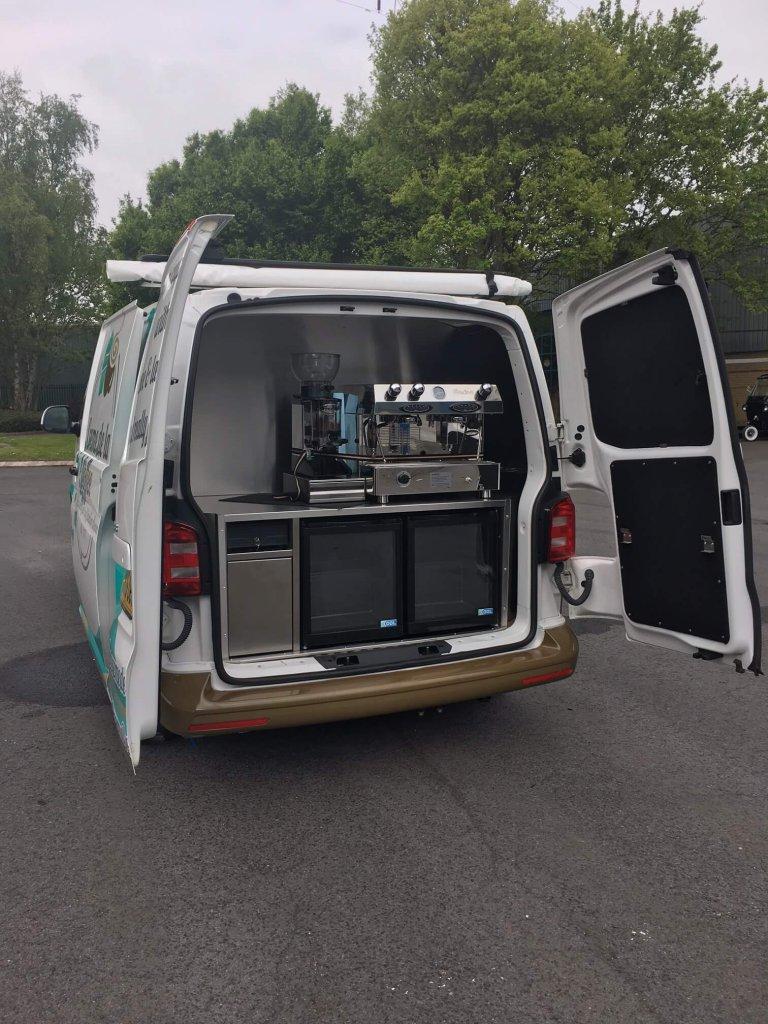 VW Transporter Conversion - The Big Coffee