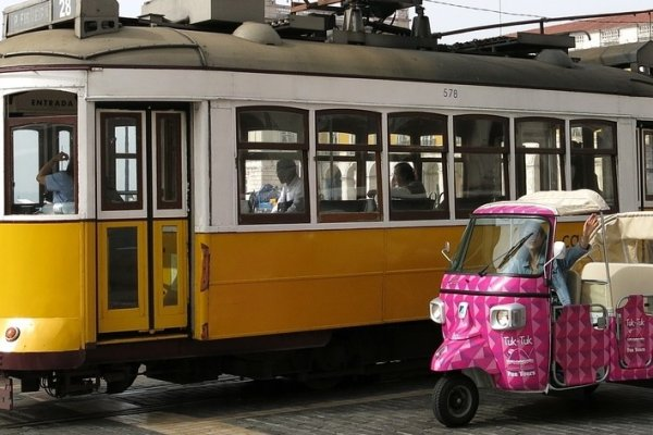 Ape Calessino - Mobile Cart