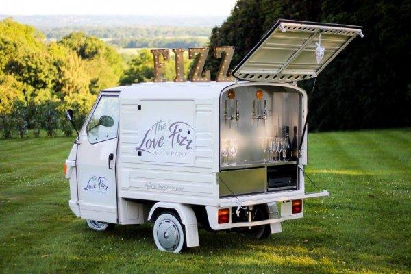 Prosecco Cart - Ape 50