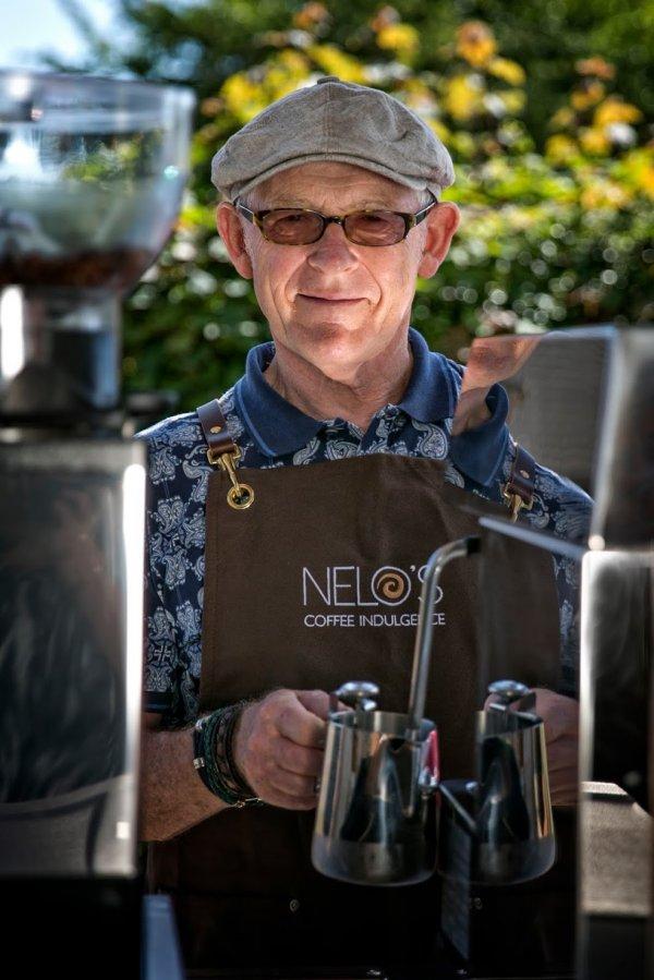 Fracino Coffee Machine - Mobile Coffee