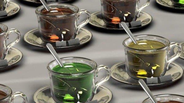 Tea - Coffee - Mobile