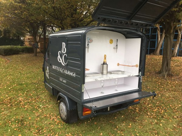 Ape 50 - Prosecco Bar - Mobile Bar