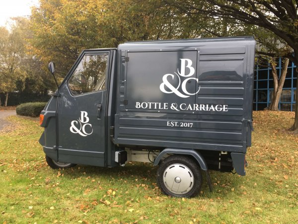 Bottle & Carriage