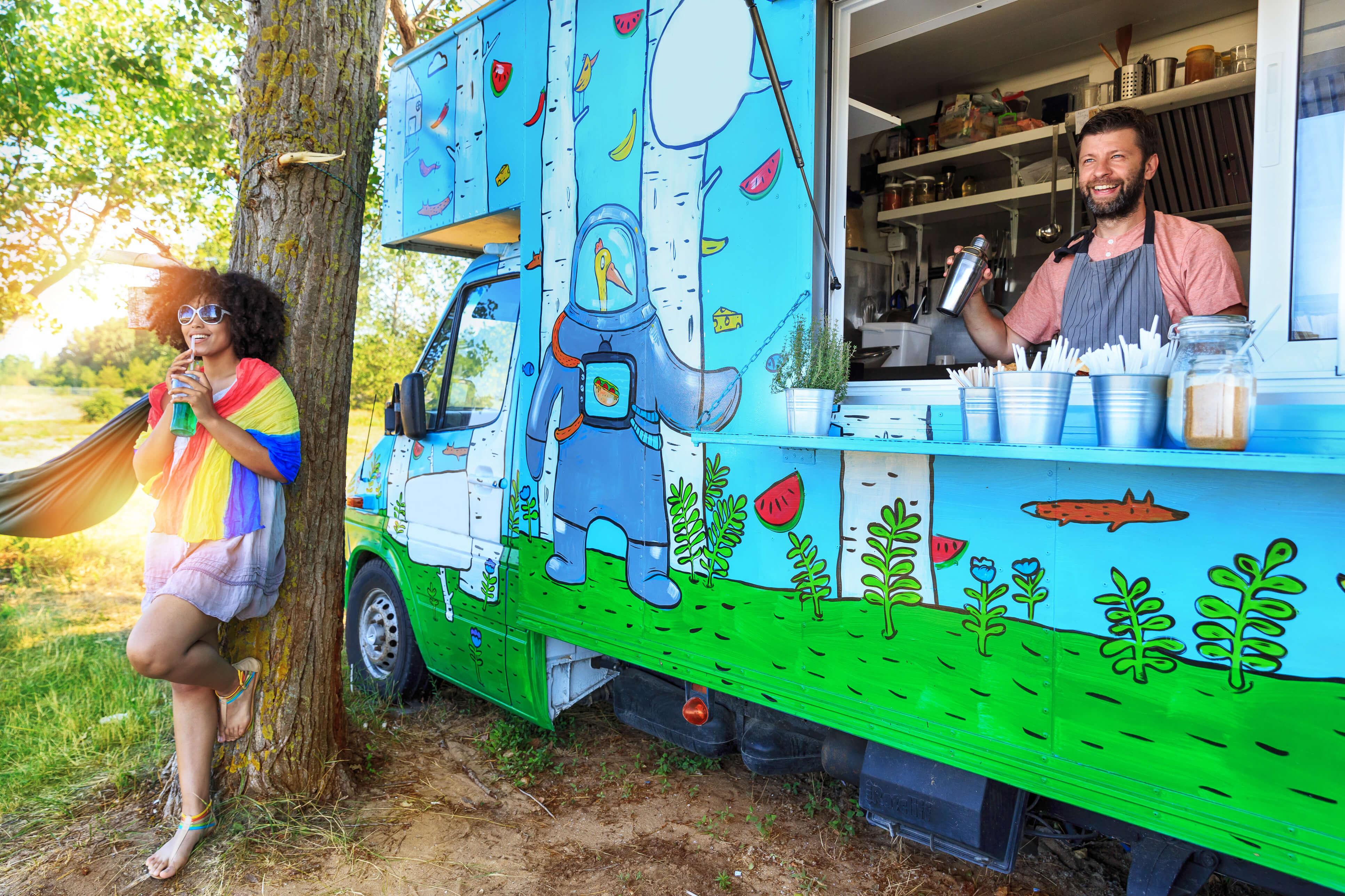 Mobile Catering Van - Burger Van