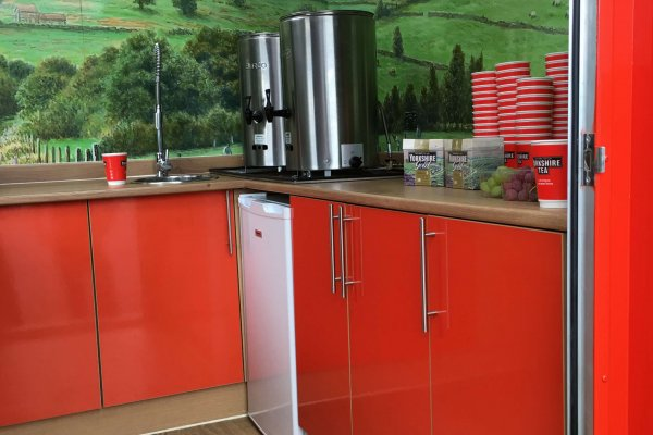 Mobile Catering Vehicle - Yorkshire Tea 6