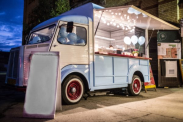 Mobile Catering Vehicle
