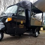 Coffee Cart Conversion