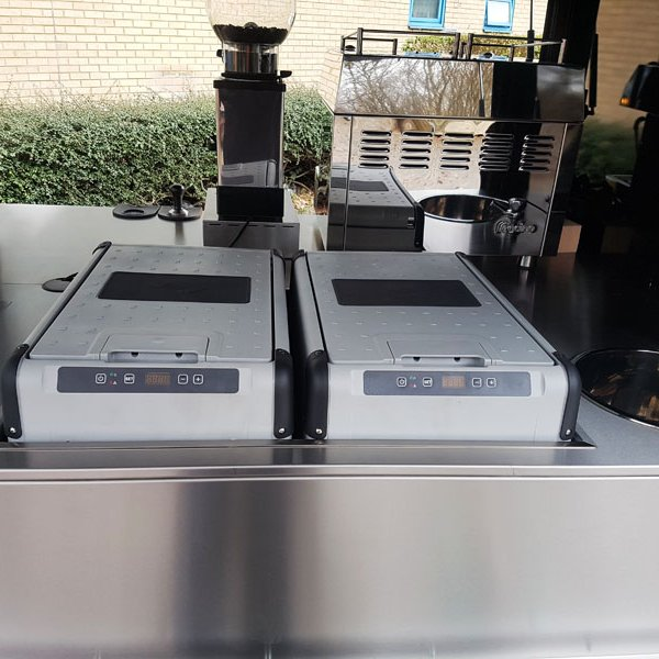 Coffee Cart Conversion