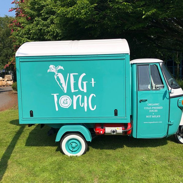 mobile bar and catering