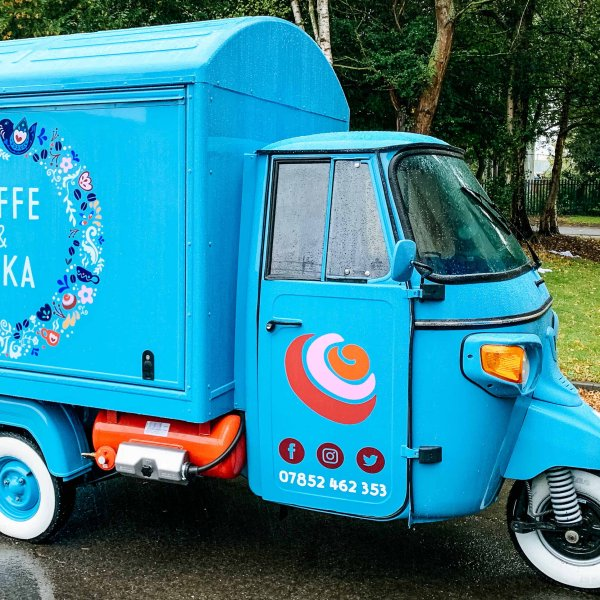 coffee van conversions