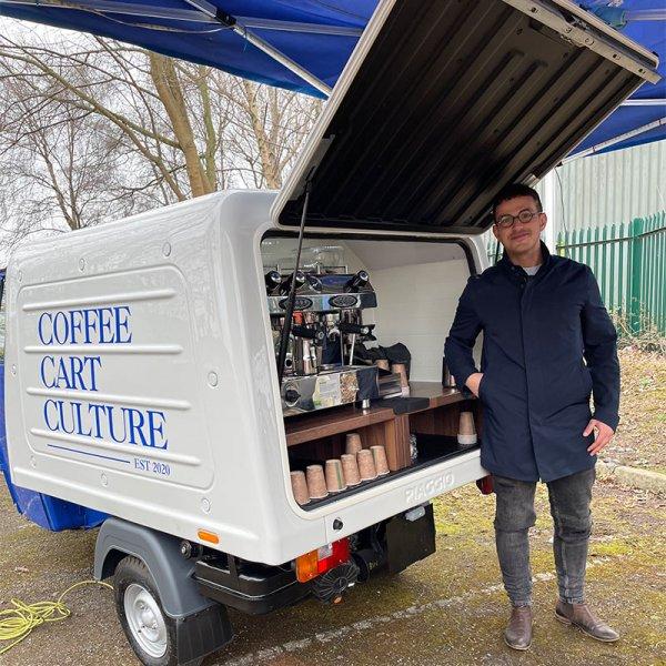 Coffee Cart Culture